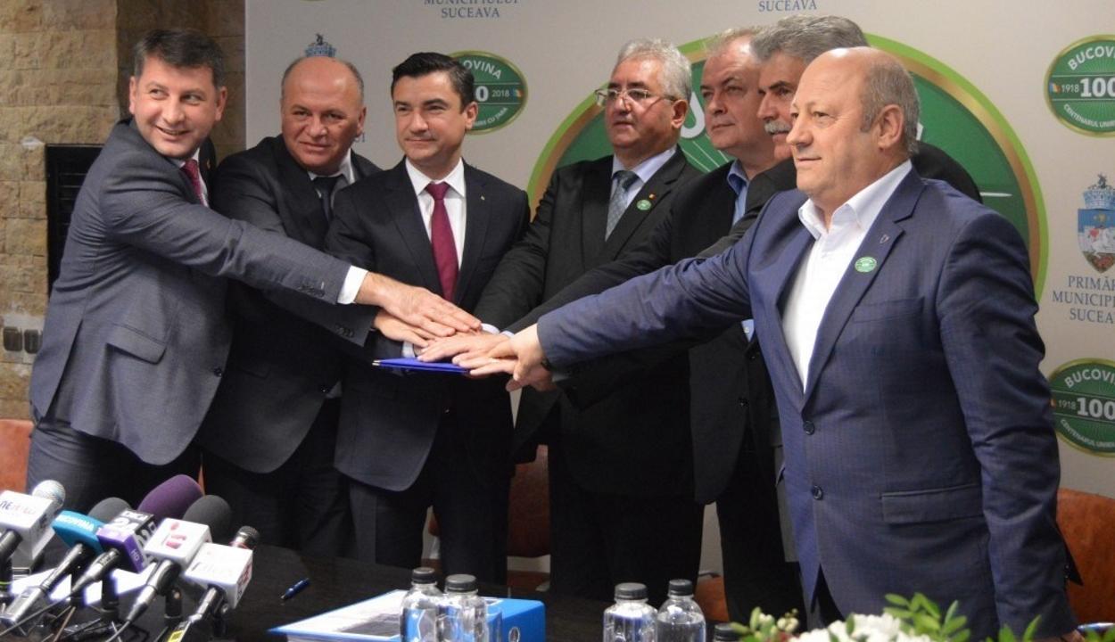A Nyugati Szövetség példájára moldvai polgármesterek is összefogtak
