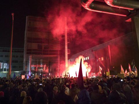 Az MTVA feljelentést tett a székházba bemenő ellenzéki képviselők ellen