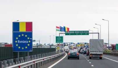 Több órát kell várni a magyar-román határon