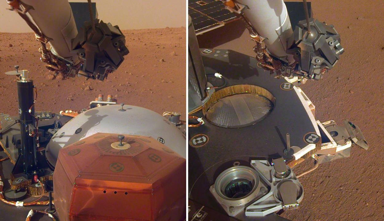 Hallgassa meg: ilyen hangja van a Marson fújó szélnek