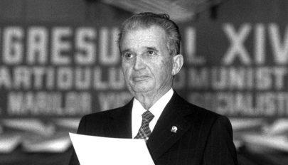 Még mindig töretlen Ceaușescu népszerűsége