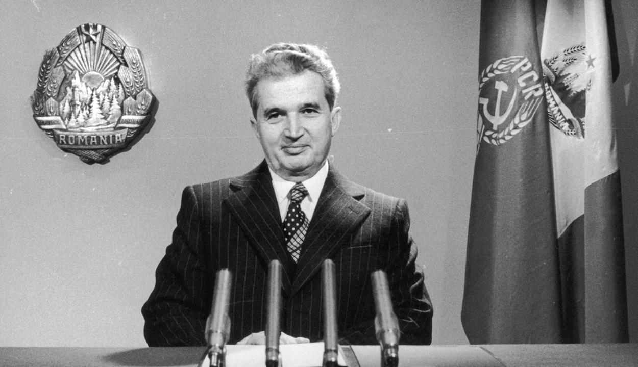 Felmérés: Ceauşescu volt a modern és jelenkori Románia legmeghatározóbb alakja