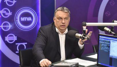 Orbán Viktor: senki nem alkalmazhat erőszakot