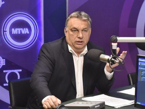 Orbán: egy centiméterre voltunk, hogy kilépjünk az Európai Néppártból