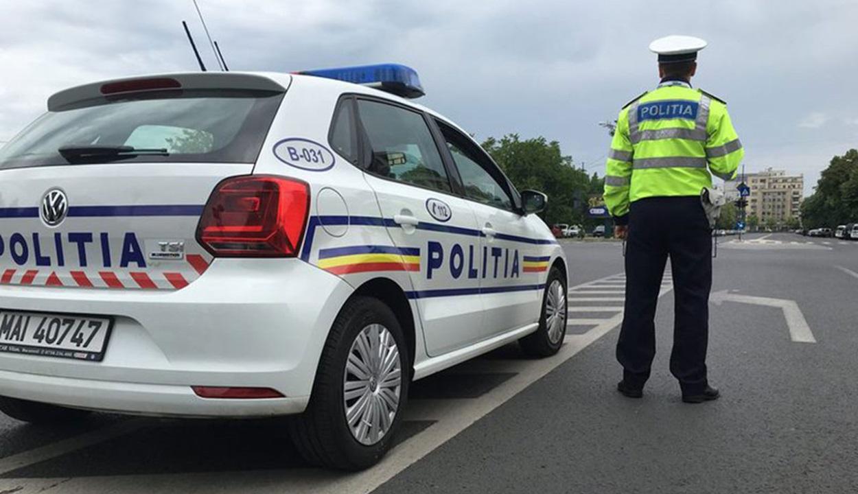 Hat év szabadságvesztésre ítéltek két rendőrt, akik csúszópénzt kértek a szabálysértő sofőröktől