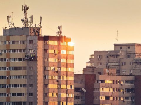 Az uniós átlagnál jobban nőnek a lakásárak Romániában