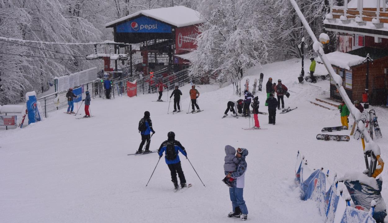 18 millió eurót költöttek a belföldi turisták a karácsonyi kisvakáció alatt