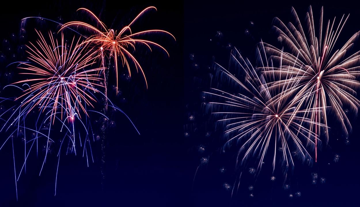 Rendkívül káros az egészségre a szilveszteri tűzijáték