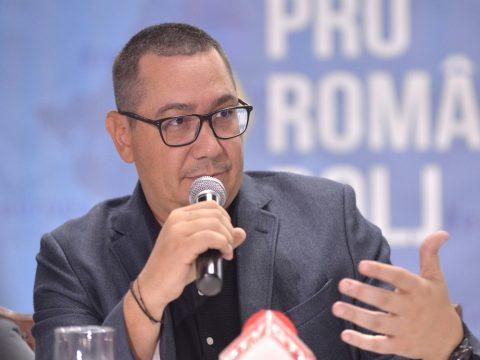 Ponta: ha a PSD megszabadulna Dragnea bandájától, tudnánk velük együttműködni