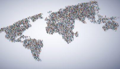 Jövőre megközelíti a nyolcmilliárdot a világ lakossága