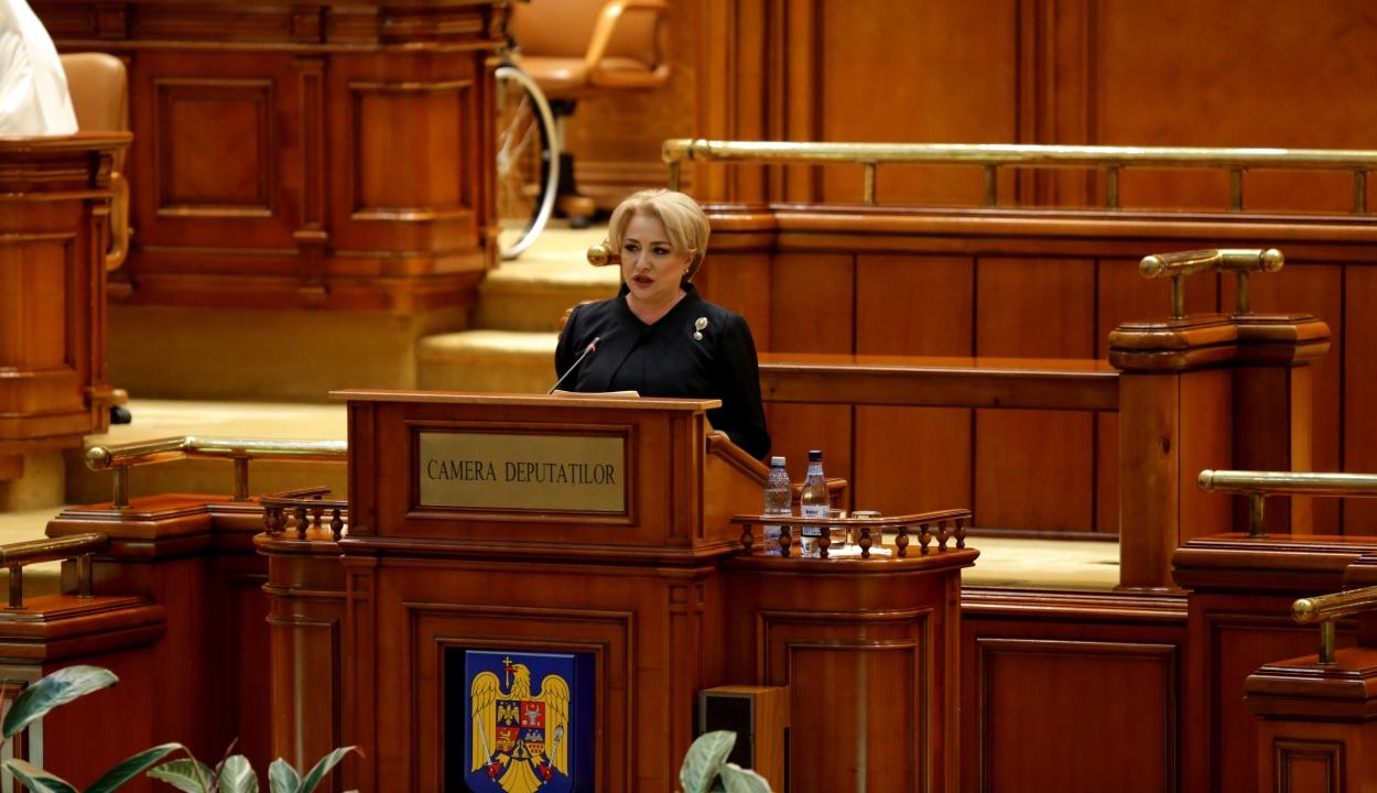 Dăncilă: Nem elmaradt a nyugdíjemelés, hanem előrehoztuk a dátumát