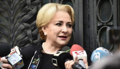 Dăncilă: a kormány nem mond le a 2019/7-es kormányrendeletről, de készen áll módosítani rajta