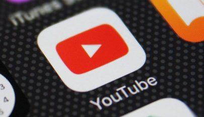 Ömlik a pénz a YouTube-hoz