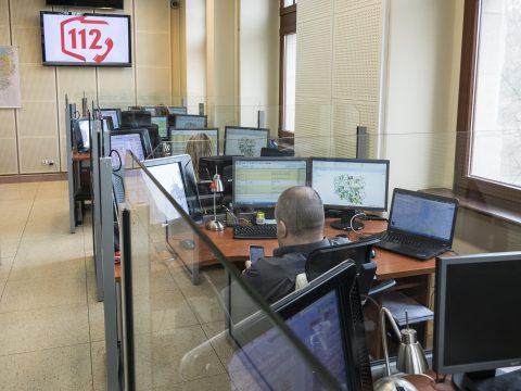 Közel 250 esetben róttak ki büntetést a megyében a 112 indokolatlan hívásáért