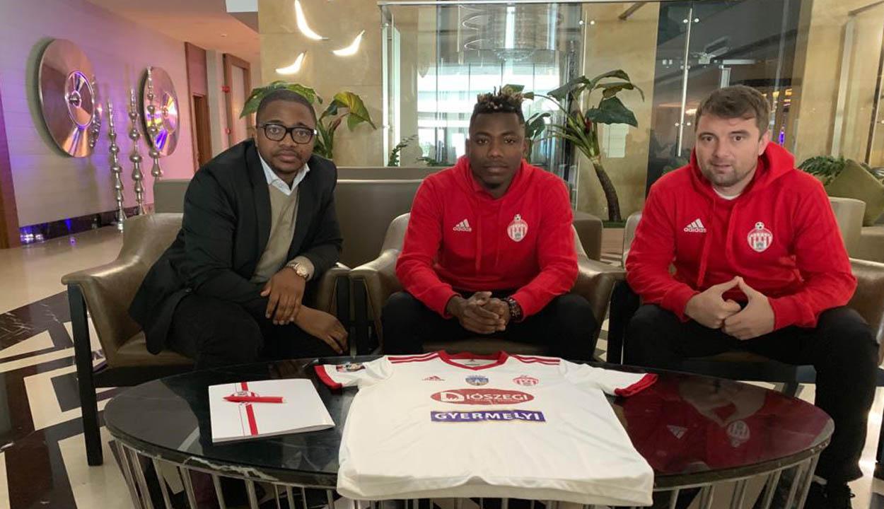 Eddig négy futballistát igazoltak a szentgyörgyiek