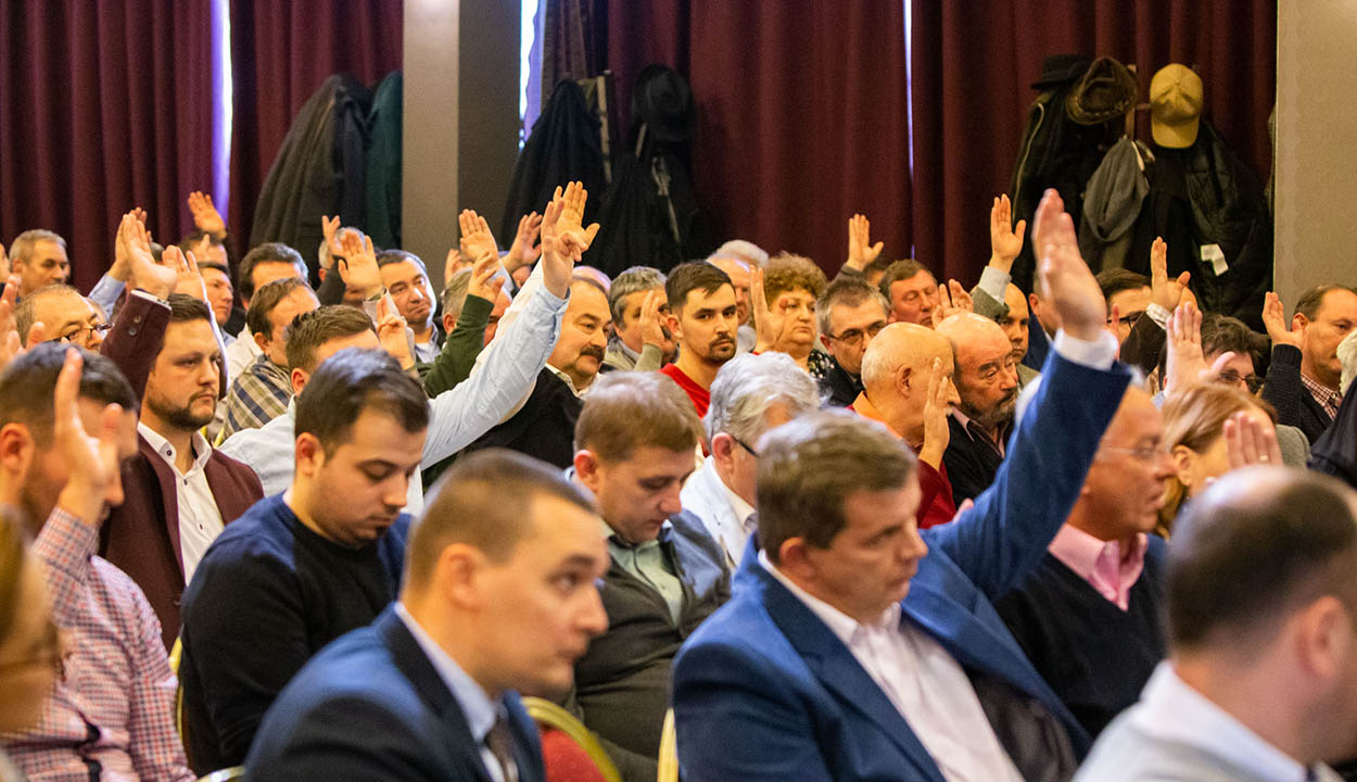 Kilencven háromszéki küldött az RMDSZ kongresszusán