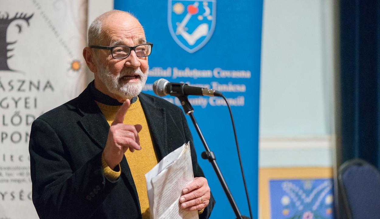 A kultúra a nemzet arca: átadták a Háromszék Kultúrájáért díjat