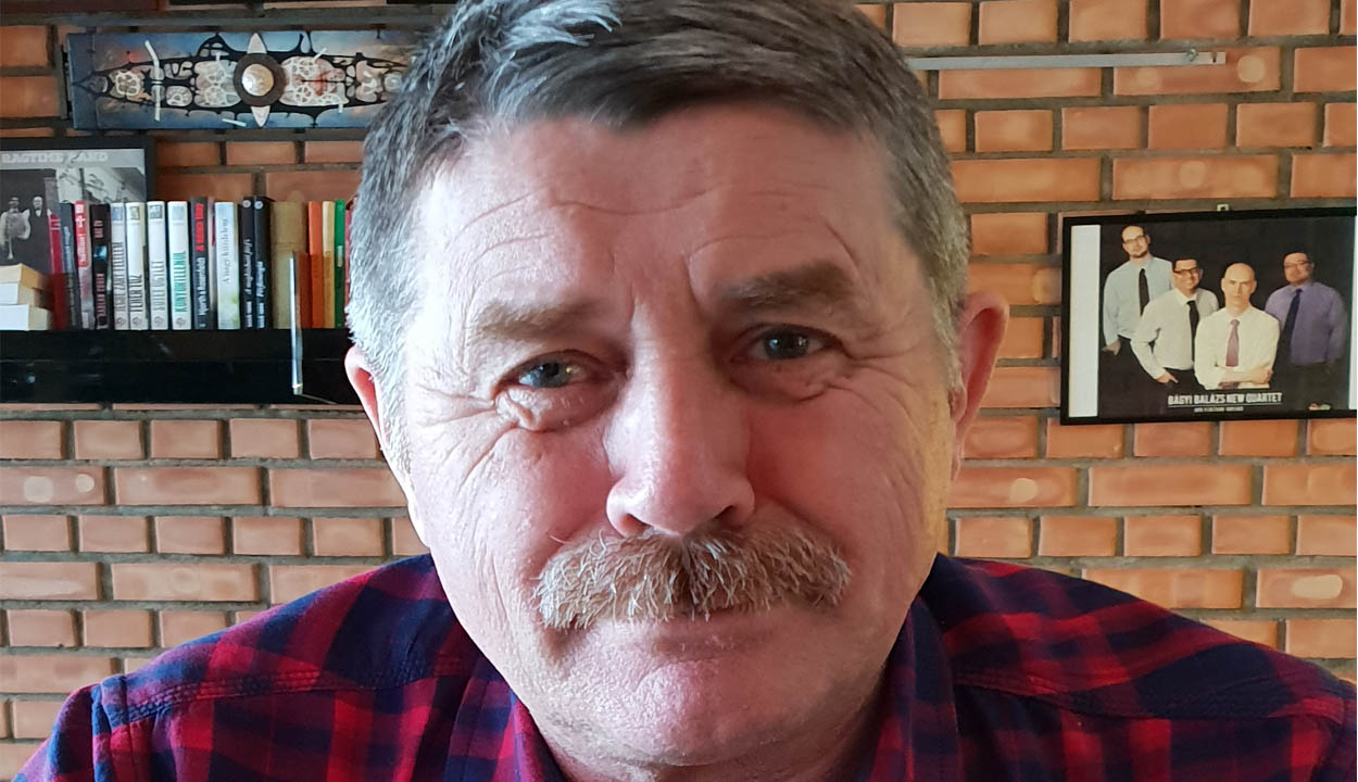 Jakobovits Miklós-díj Hegedűs Ferencnek