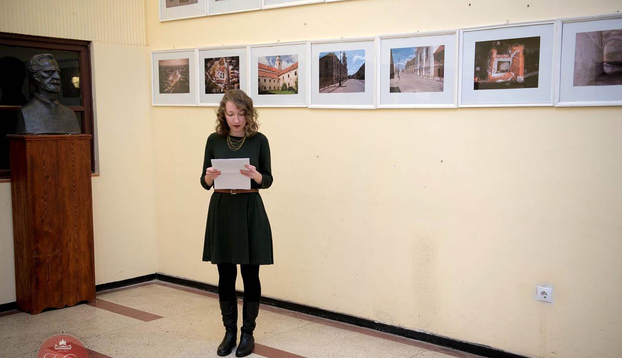 Kultúra napi kiállítás a Vigadóban