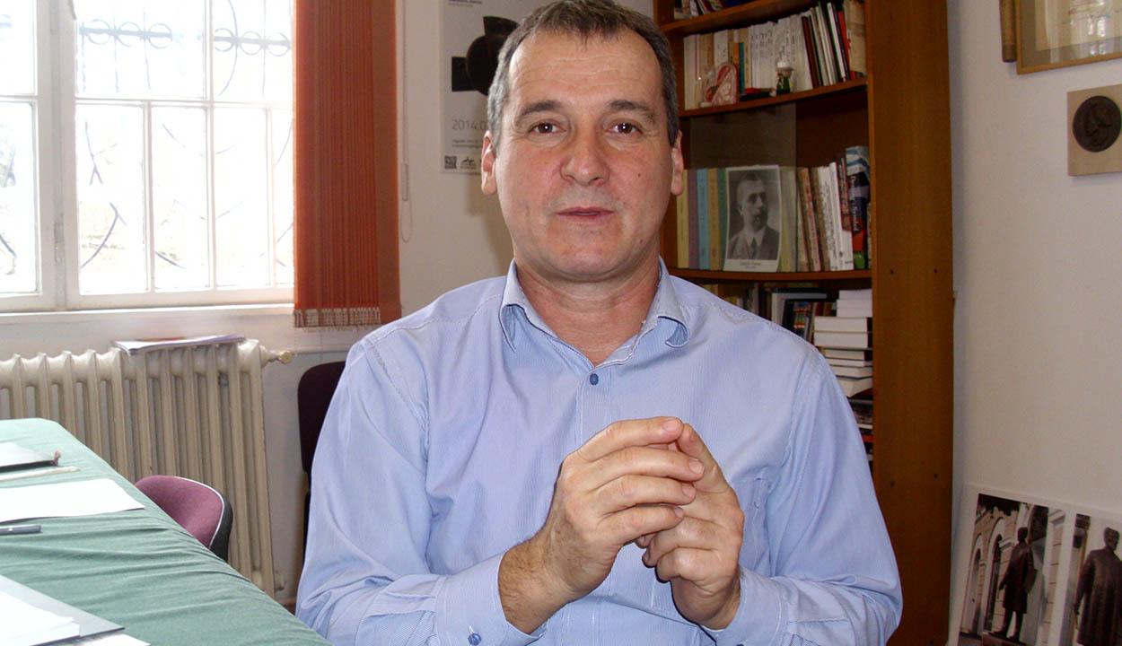 Számvetés és jövőbe tekintés– interjú Vargha Mihály múzeumigazgatóval