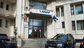 Ismeretlen személyek hamis e-maileket küldenek az ANAF nevében