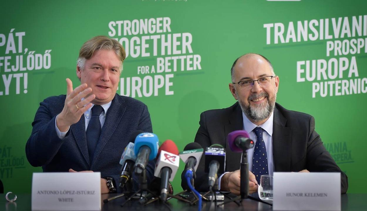 Az Európai Néppárt főtitkárával találkozott Kelemen Hunor