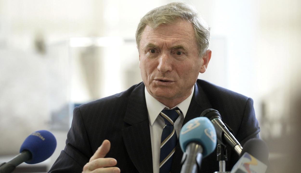 Augustin Lazăr újabb legfőbb ügyészi mandátumra pályázik