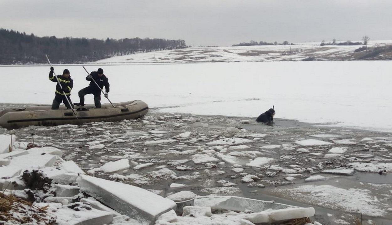 Befejezték a Besenyői-tónál eltűnt férfi keresését