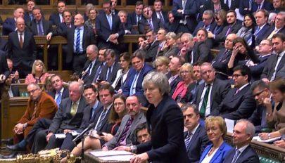 A brit kormány nem terjesztheti szavazásra újból ugyanazt a Brexit-megállapodást