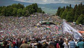 Több ezer parkolóhely várja a pápalátogatásra érkező zarándokokat