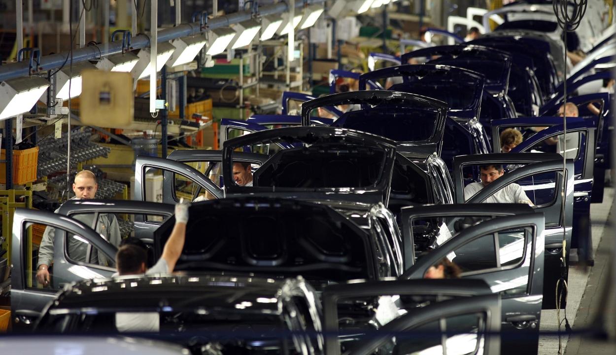 Tavaly több mint 10 százalékkal csökkent a járműgyártás Romániában