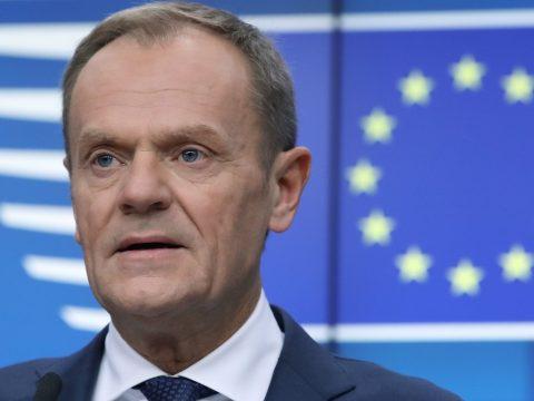 Tusk: 30 százalékos esély is lehet arra, hogy Nagy-Britannia EU-tag marad
