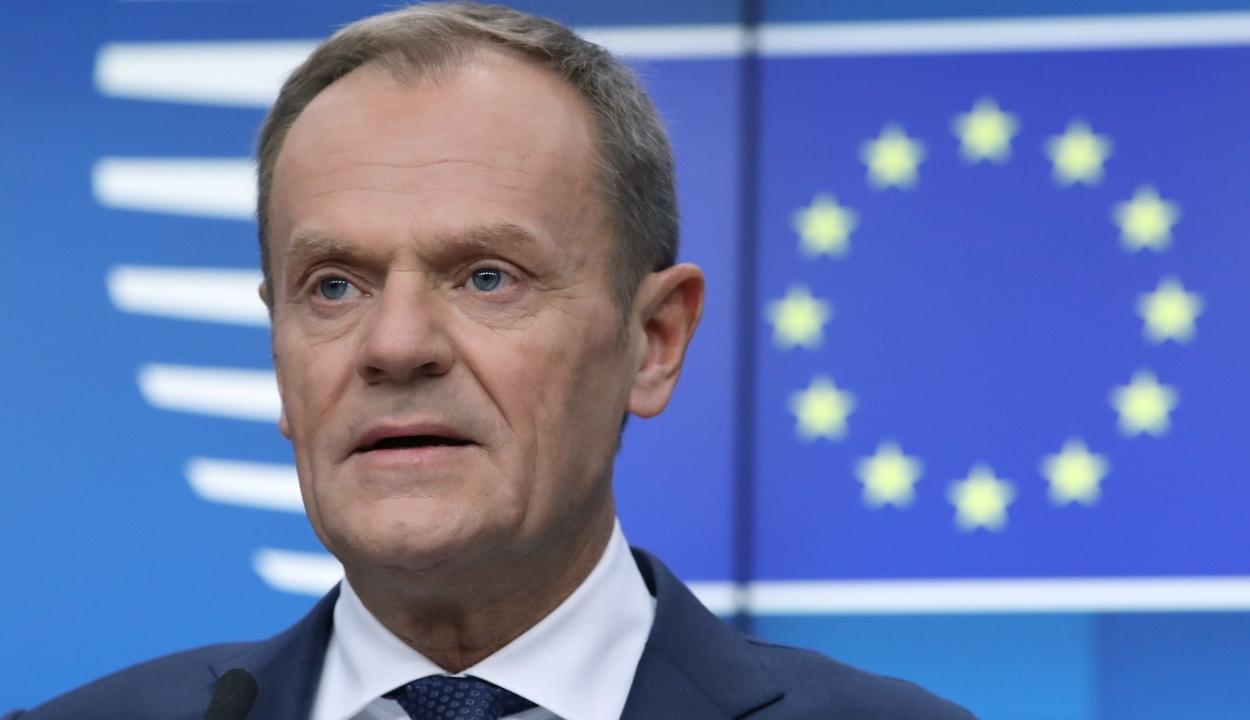 """Tusk: az EU """"lelkesen"""" várná vissza a független Skóciát"""