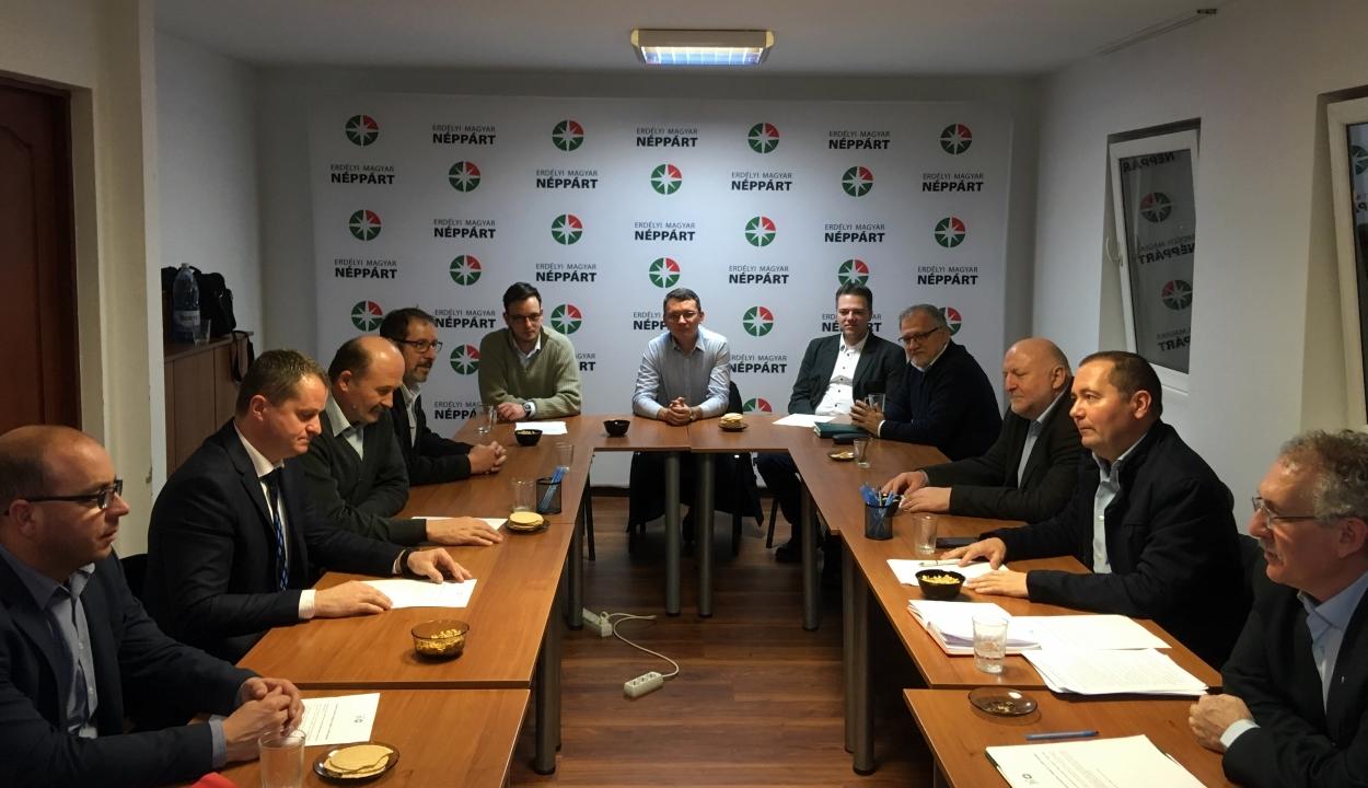 Az EMNP erdélyi magyar választási koalíciót javasol az EP-választásokra