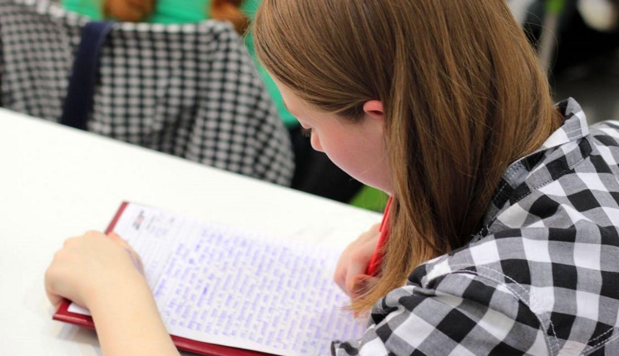 Szerdán kezdődik a hatodik osztályosok országos felmérője