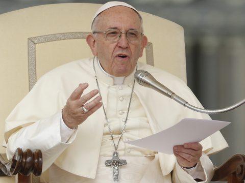 Ferenc pápa szerint a zsidó és a keresztény vallásnak közösen kell szolgálnia az emberiséget