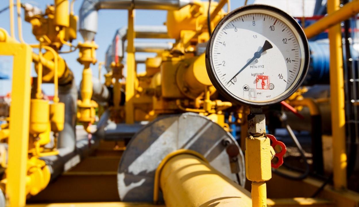 Két év szünet után ismét exportált gázt Románia Magyarország irányába