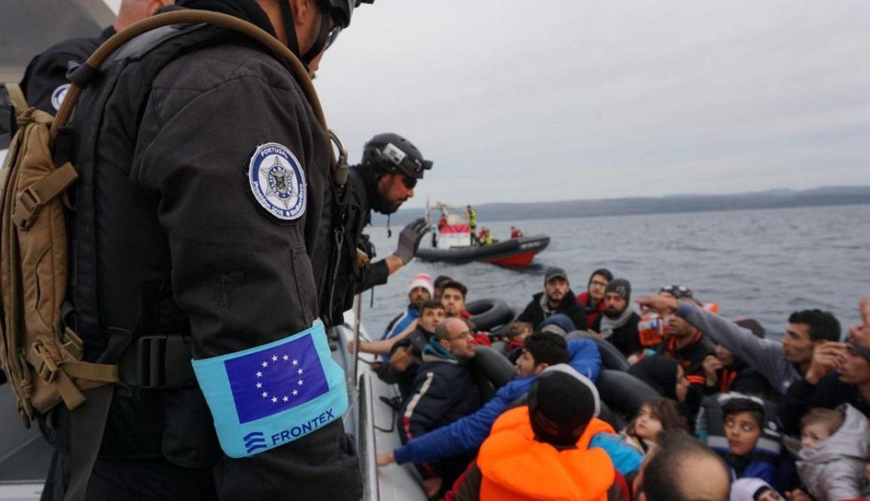 Ötéves mélypontra csökkent tavaly az illegálisan Európába érkezők száma