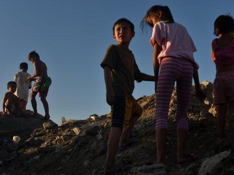 Kilencéveseket is börtönbe zárnának a Fülöp-szigeteken