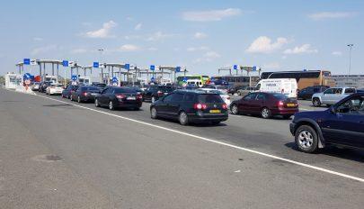 Körözött autót csempészett egy román sofőr