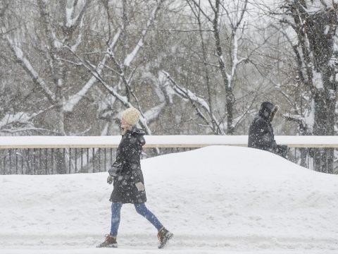 Miért hull a hó, ha globális felmelegedés van?