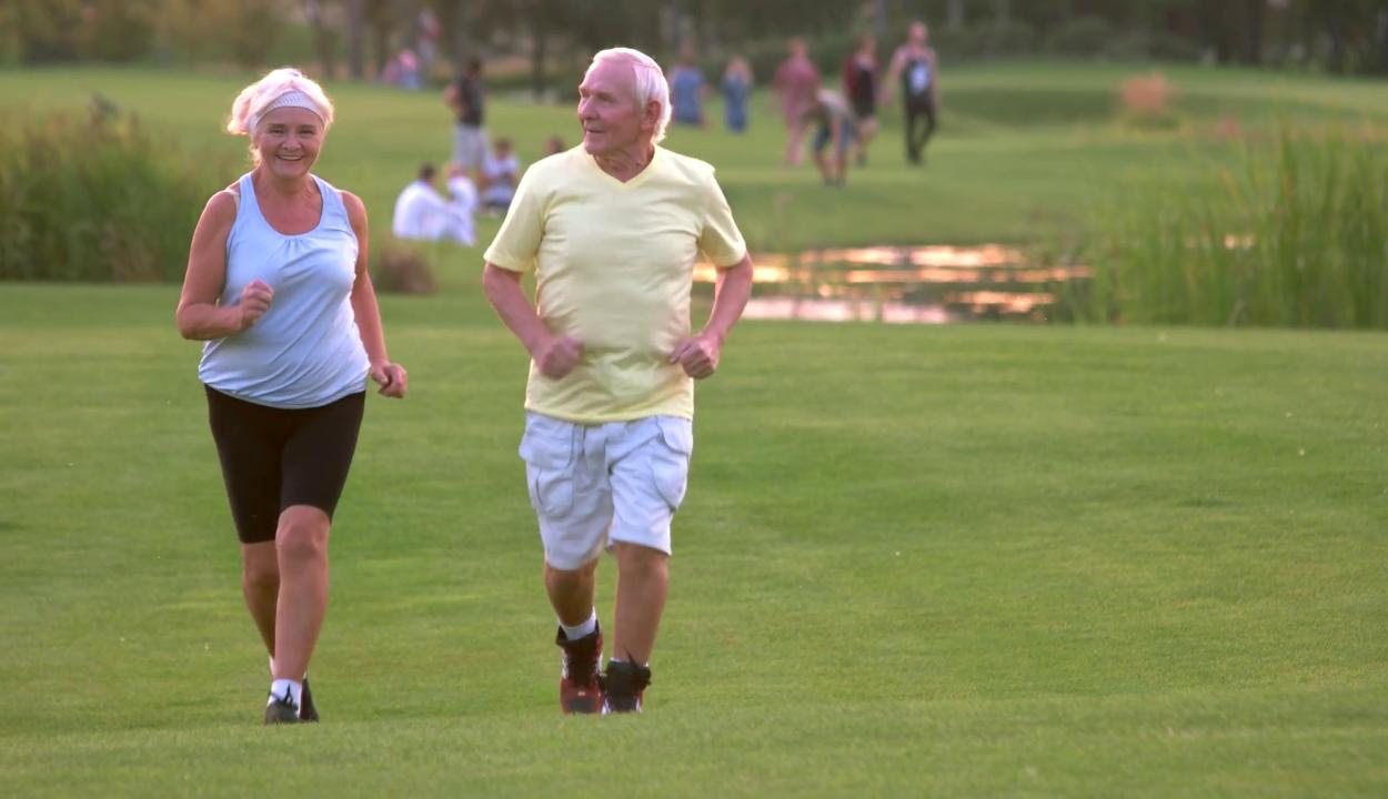 Krónikus betegségek nélküli éveket lehet nyerni az egészséges életmóddal