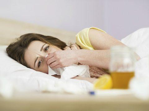 A felmelegedés ellenére még nem ért véget az influenzajárvány