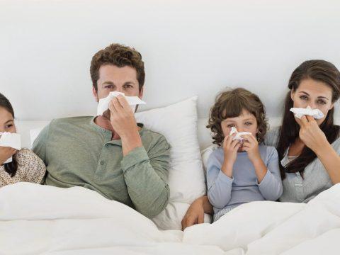 Csökkenőben az influenzavírus okozta fertőzések száma