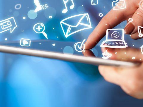 A vezetékes internetkapcsolatok háromnegyede képes nagy sebességű adatátvitelre