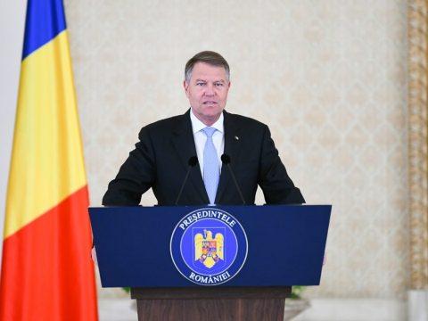 """Johannis a """"miniamnesztia"""" törvény haladéktalan átgondolására szólította fel a kormányt"""