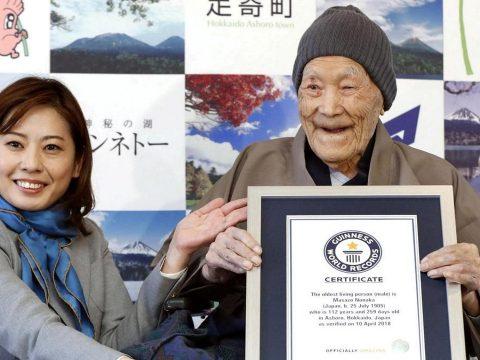 Elhunyt a világ legidősebb férfija