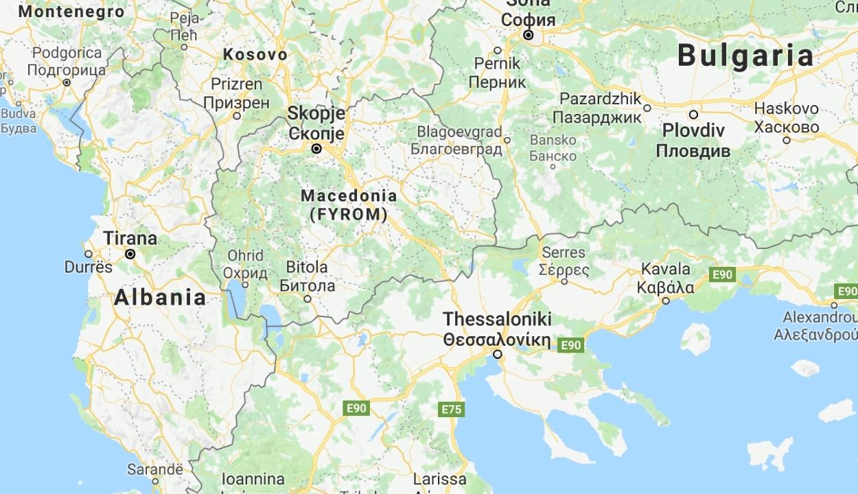Hivatalos: Nevet változtat Macedónia