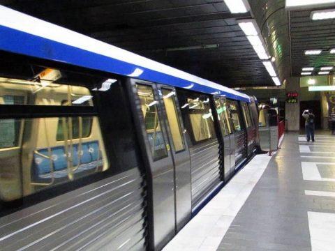 Metró ütött el egy személyt Bukarestben