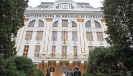 Idén kizárólag ingyenes helyeket hirdet meg a marosvásárhelyi orvosi egyetem